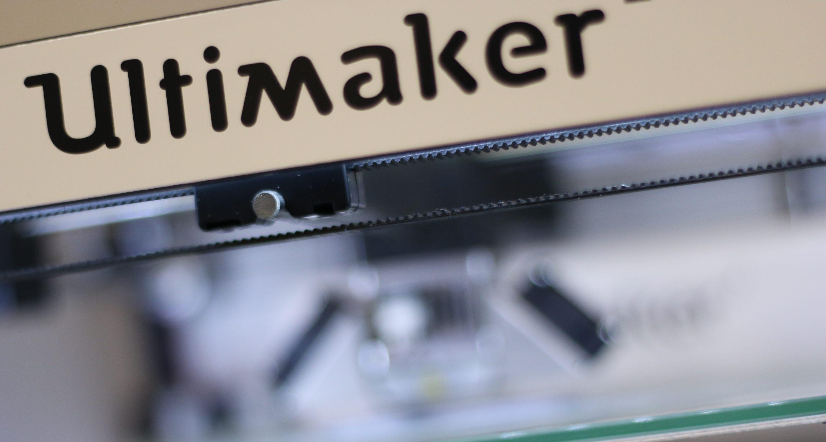 Ultimaker closeup