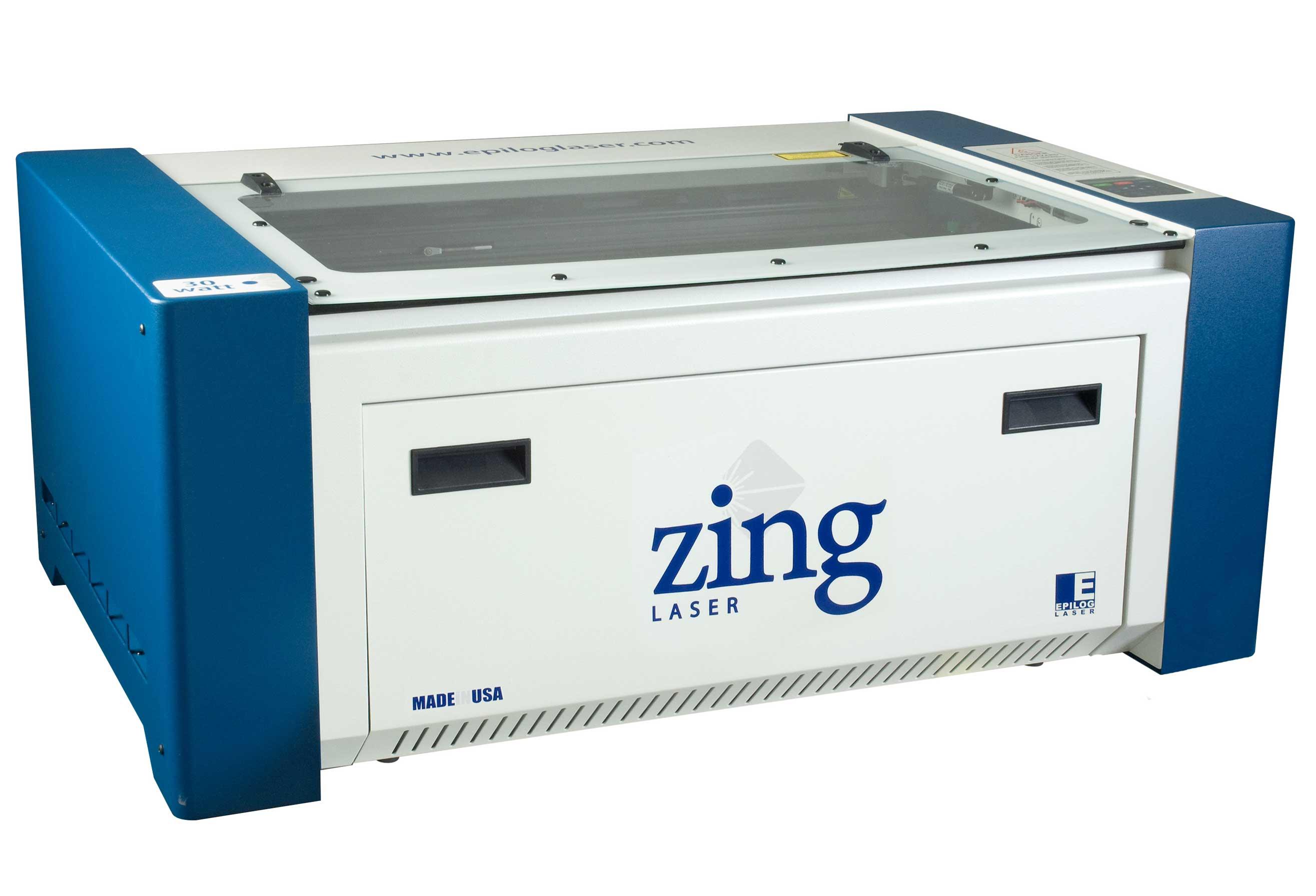 Epilog Zing 24 Laser System