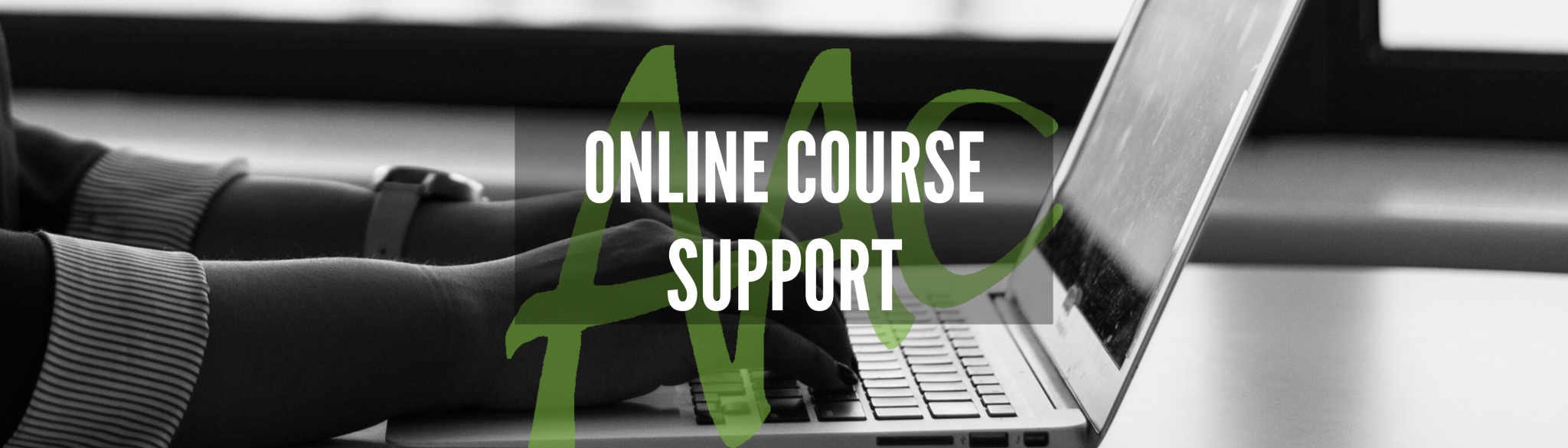 AAC Online Course Support