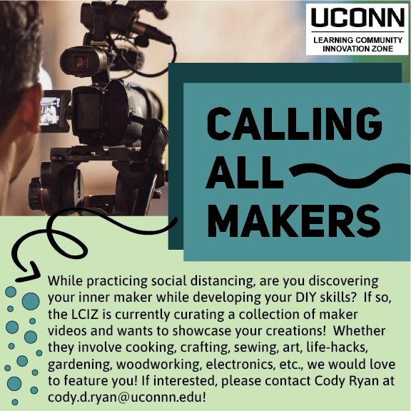 Calling All Makers for videos