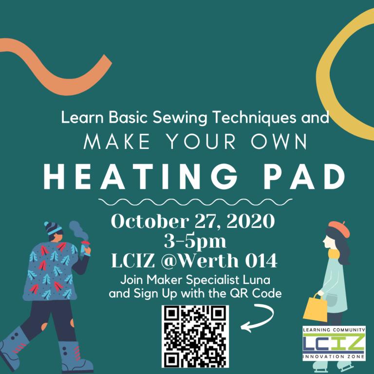 Heating Pad Flyer