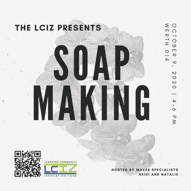 Soap Making Flyer