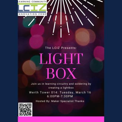 Light Box Flyer