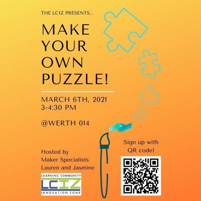 Puzzles Flyer
