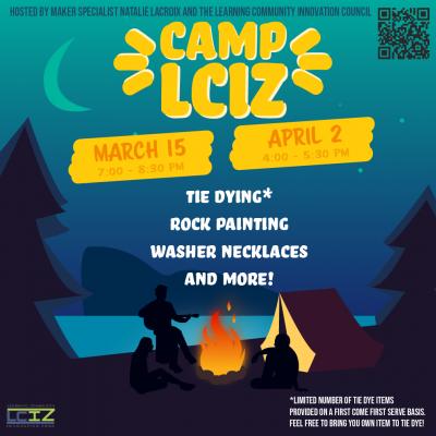 Camp LCIZ Flyer