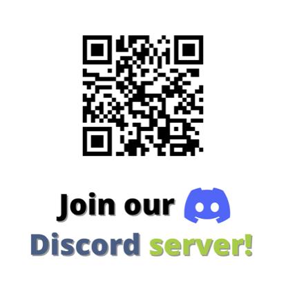 Discord Server QR Code